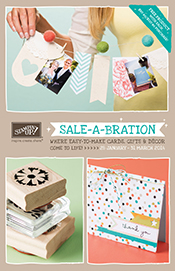 2014 Sale-a-bration Catalogue