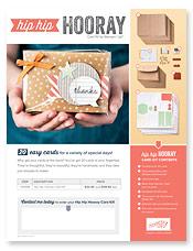 Hip Hip Hooray Card Kit