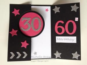 60th Flip Card Open copy