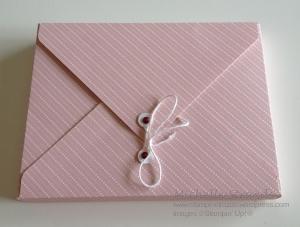 Christening Card Envelope Box copy