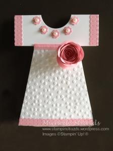 Christening Dress Card copy