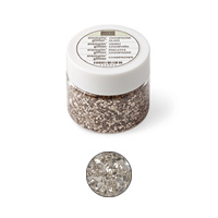 Silver Glass Glitter - Normally $6.95, now only $5.21