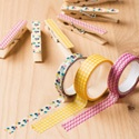Gingham Garden Designer Washi Tape - normally $8.95, now only $6.71