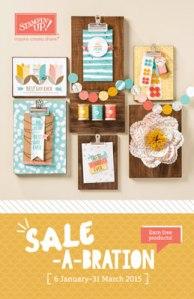 2015 Sale-A-Bration Brochure