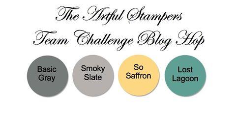 Artful Stampers Challenge 19